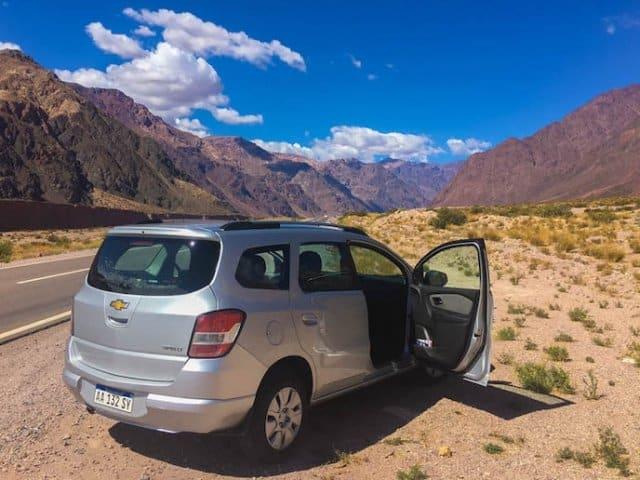 Aluguel de carro na Argentina: Como economizar muito
