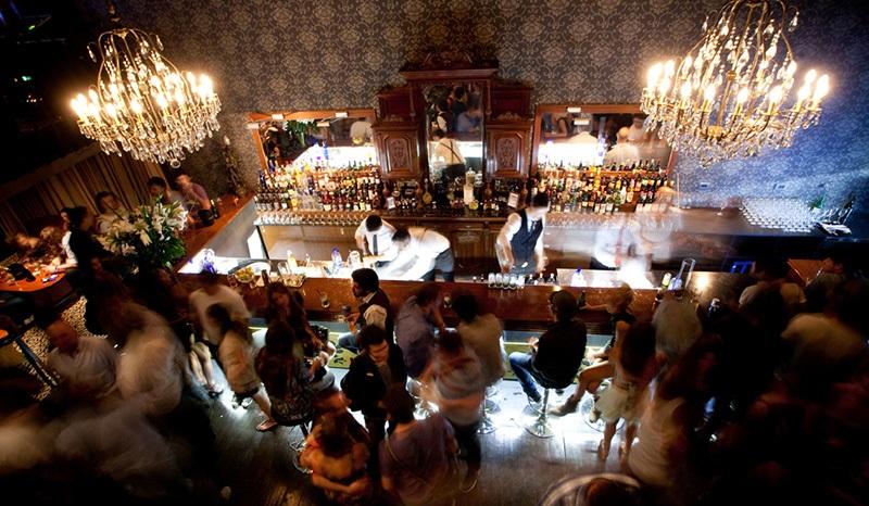 Frank's Bar em Buenos Aires