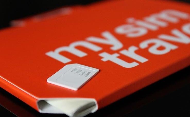 Chip de celular Mysimtravel