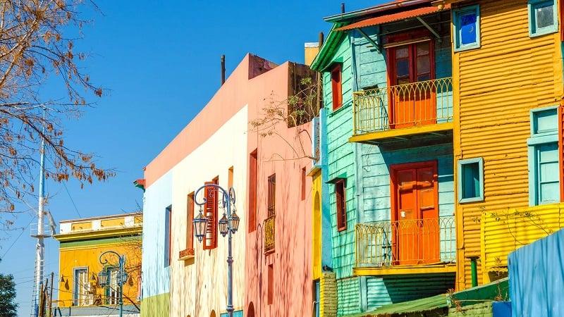 Mês a mês em Buenos Aires