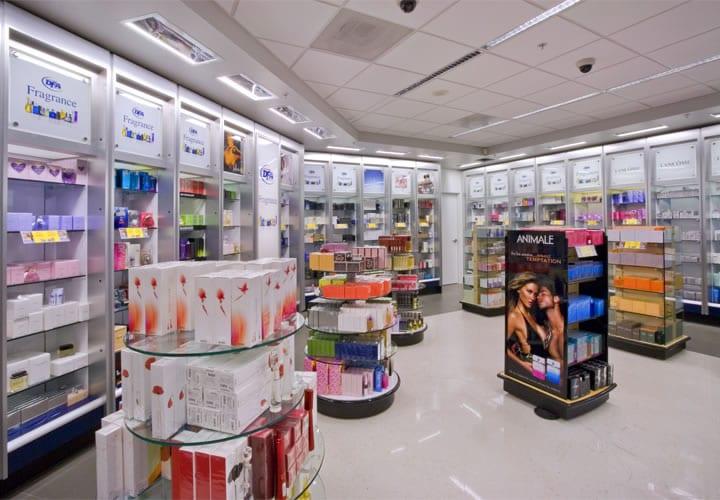 Free Shop nos aeroportos de Buenos Aires