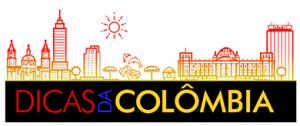 Logomarca: Dicas da Colômbia